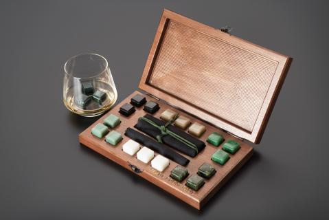 "Набор камней для виски ""IMPERATOR MIX"""