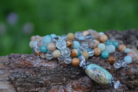 Четки-ожерелье - Хорошее Настроение