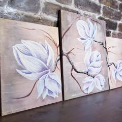 """изображение Картина """"Magnolia"""""""