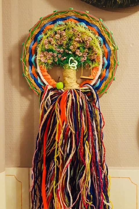 Древо Рода. Плетение Мандалы.