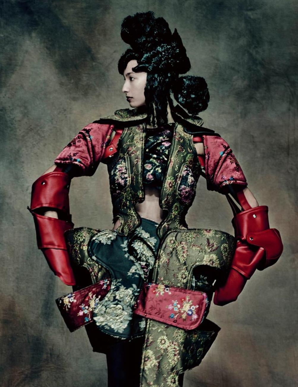 Лекция. Японская мода: Rei Kawakubo