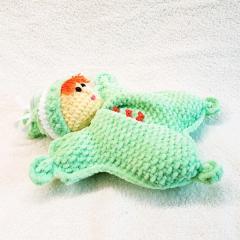 изображение Вальдорфская кукла-бабочка Вилли-Винки