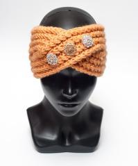 """изображение Повязка """"Мандаринка""""-Headband Mandarin"""
