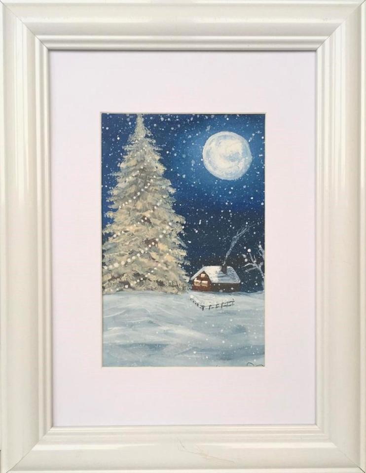фото Ночь перед рождеством