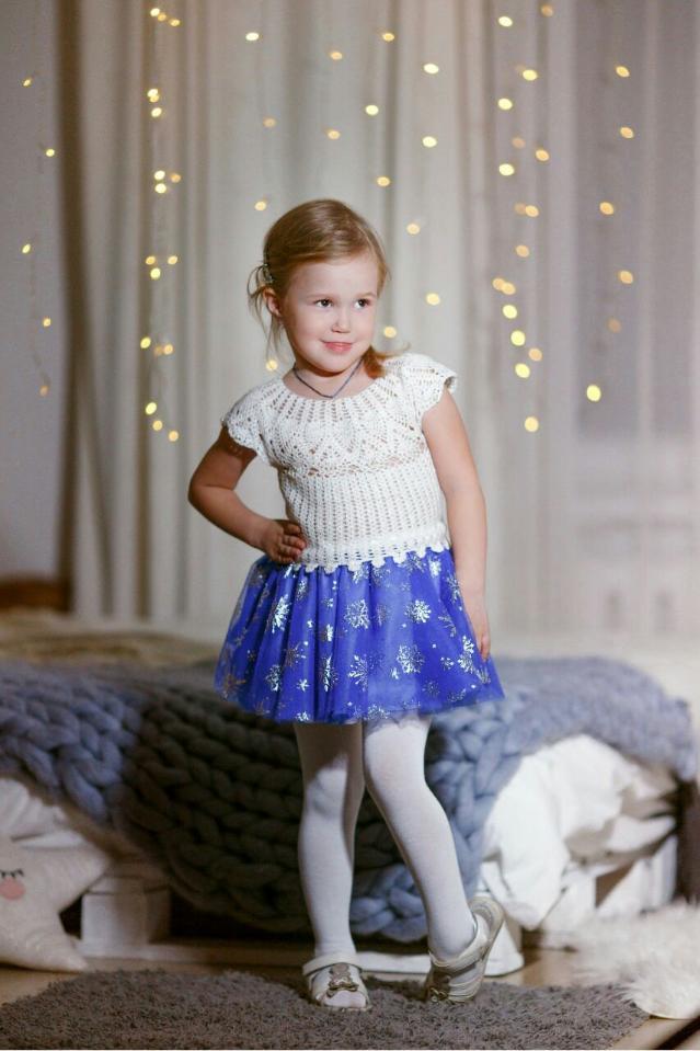 фото Платье трансформер с двуми юбочками