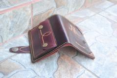 картинка Кошелёк - портмоне из натуральной кожи